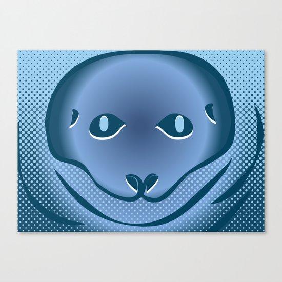Lich-N-Seal Canvas Print