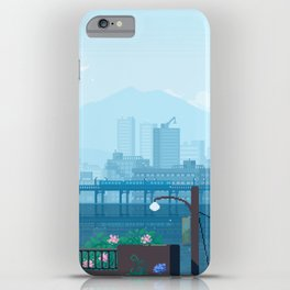 Seattle Morning iPhone Case