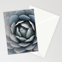Grey Agave Stationery Cards