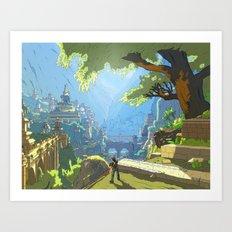Shamballa Art Print