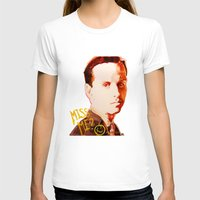 moriarty T-shirts featuring Miss me? - Jim Moriarty by Pash Arts