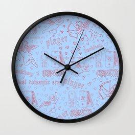 The Last Romantic Era  Wall Clock