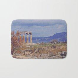 Ancient Corinth Bath Mat