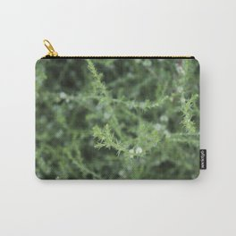 Dewy Greens Carry-All Pouch