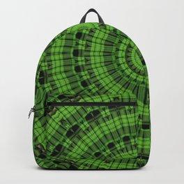 Regardlossly Plaid Mandala 5 Backpack