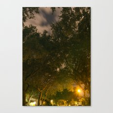 Through the tunnel of dreams Canvas Print