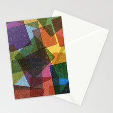 Square Miles. Stationery Cards