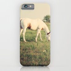 It's not a unicorn! It's a white horse! Slim Case iPhone 6s