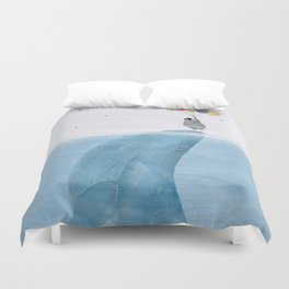 uplifting Duvet Cover