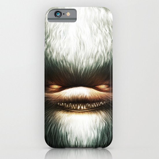 Little Evil iPhone & iPod Case