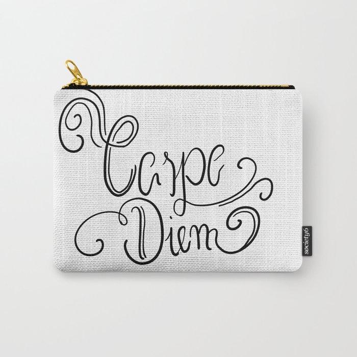 Carpe Diem - Nutze die Zeit Carry-All Pouch