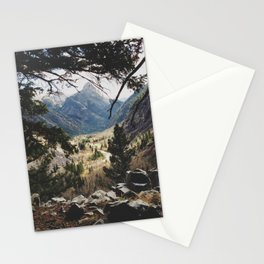 San Juan Forest Stationery Cards