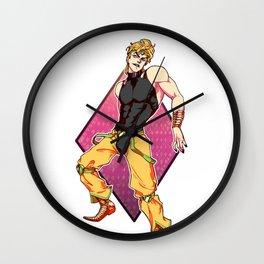 DIO Wall Clock