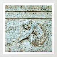 nouveau Art Prints featuring Nouveau by KClark Photography