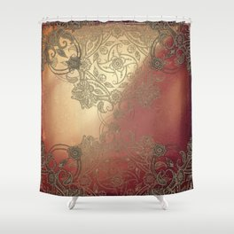 By Eternal Time Shower Curtain