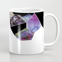 geology Mugs featuring Geology by michiko_design