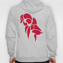 Aries, The Fiery   First astrological sign in the zodiac Hoody