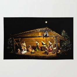 Nativity Rug