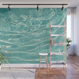 Turquoise Ocean Dream #1 #water #decor #art #society6 Wall Mural