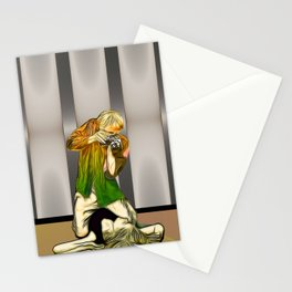 David Blown Up Stationery Cards