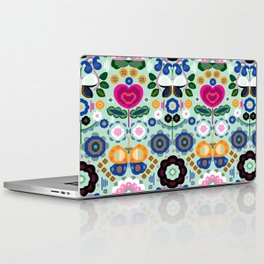 Folklore Garden Laptop & iPad Skin