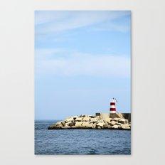 Sea Blocks Canvas Print