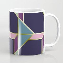 Ultra Deco 3 #society6 #ultraviolet #artdeco Coffee Mug