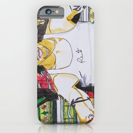 By the way iPhone Case