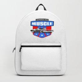 American Muscle Car Backpack
