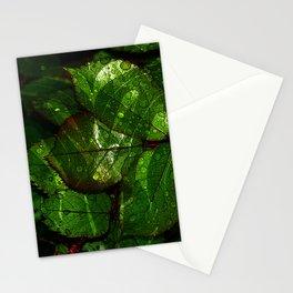 leaves V4WL Stationery Cards