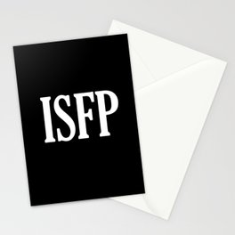 ISFP Stationery Cards