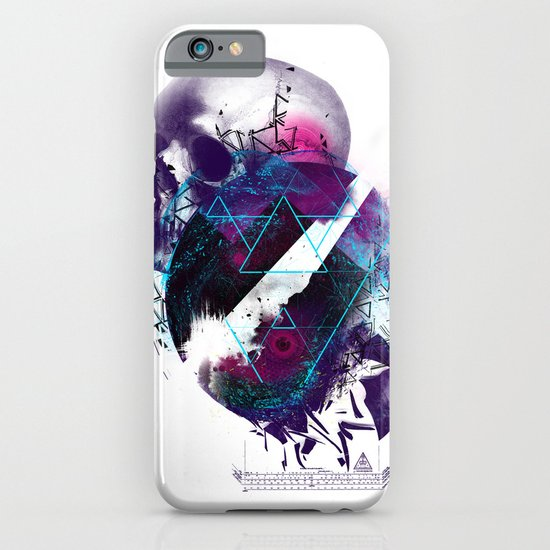 Orbital Destroyer iPhone & iPod Case