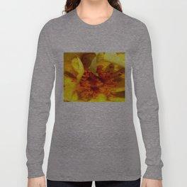 Pollen Macro Photography By Saribelle Rodriguez Long Sleeve T-shirt