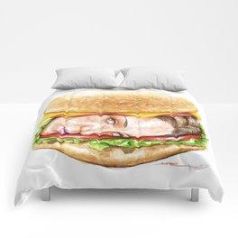 Burger Comforters