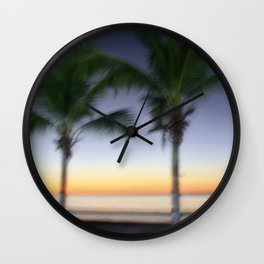 coco loco Wall Clock