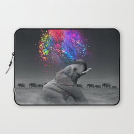 True Colors Within Laptop Sleeve