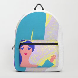 Arsinoe  and  the Deer - Fairy Backpack
