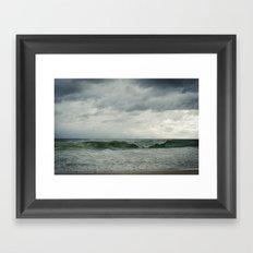 The Emerald Coast Framed Art Print