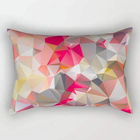 ThreeDiamond Rectangular Pillow