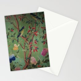 Green Dream Chinoiserie Stationery Cards