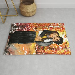 Little Women: Jo and Friedrich Autumn Splendor Rug