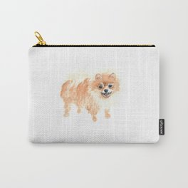 Happy Pom Carry-All Pouch