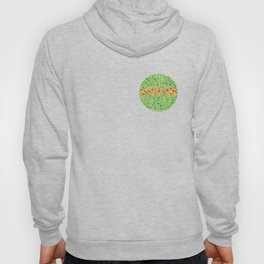Colour Blindness Vision Hoody