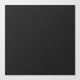 Art Deco Pin Stripe Canvas Print