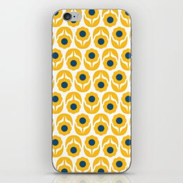 Joy collection- Yellow flowers iPhone Skin