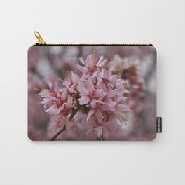 Okame Cherry Blossom Carry-All Pouch