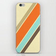 Retro Stripes iPhone & iPod Skin