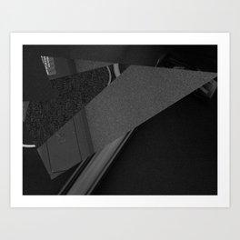 Gatherer Three Art Print