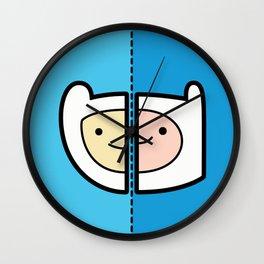 Old & New Finn The Human Wall Clock