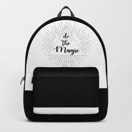 Do the Magic Backpack